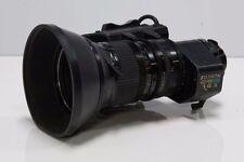 Fujinon A14x8.5BERM-28 Servo Zoom TV Lens
