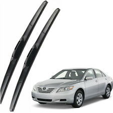 Genuine OEM Set Front Windshield Wiper Blades For 2007-2011 TOYOTA CAMRY Sedan