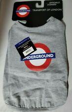 Fab dog London underground shirt pet size 10 new 6-10lb Dogs Clothes Fabdog