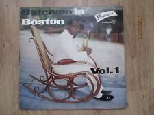 Satchmo in Boston Vol.1 German Press LP 1959 Brunswick 87 020 LPBM gut