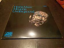 Herbie Mann Memphis Underground Vinyl LP Record Album - Jazz