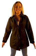 Autres vestes/blousons marron coton pour femme