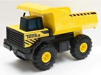 Basic Fun 6025 Tonka - Steel Classics Mighty Dump Truck