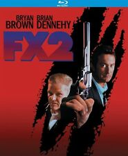 F/X 2 New Sealed Blu-ray Bryan Brown Brian Dennehy