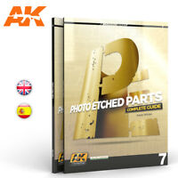 AK INTERACTIVE 244 Learning Series 7 PhotoEtched Parts Complete How to Guide