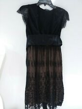 Love2Wait Evening Dress Lace Black Size S C172064-004 Nursing The Milkdealer!