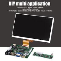 "7"" TFT LCD HD Display Screen Monitor 1024*600 HDMI+VGA+AV For Raspberry Pi 2 3"
