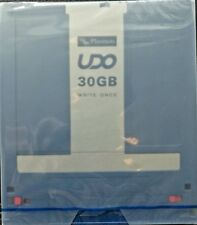 [5 in a PACK] PLASMON UDO30RWO ULTRA DENSITY OPTICAL UDO 30GB Write Once