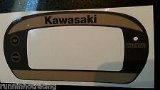 Kawasaki Gauge Decal STX 12F 15F Head Overlay 2005 - 2012 05 06 07 08 09 10 11