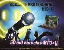 karaoke songs 50 mil karaoke MP3+G