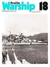 MARINA Warship Profile 18 - Bismarck - DVD
