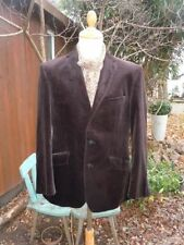 Marks and Spencer Blazers Velvet Coats & Jackets for Men