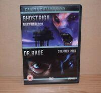 Ghost Rig 2 II Billy Warlock and Dr. Rage Stephen Polk DVD