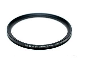 Filteradapter 77-72mm - Filter 77mm auf Objektiv 72mm (sehr gut)