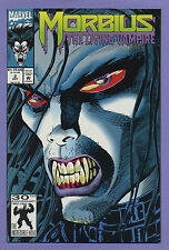 Morbius the Living Vampire #2 1992 Len Kaminski Ron Wagner Marvel
