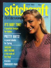 Vintage Stitchcraft  Magazine May 1980