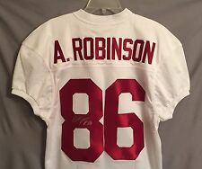 A'Shawn Robinson SIGNED Alabama Crimson Tide Football Jersey AUTO PHOTO PROOF