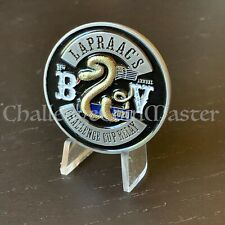 D8 Baker to Vegas 2020 LAPD Police Challenge Coin