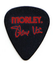 Steve Vai Signature Black Morley Guitar Pick - 1990s Tours