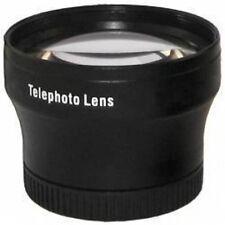 Tele Telephoto Converter Lens for Jvc GZ-HM200BEU GZ-HD300BEK GZ-HD300BU