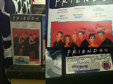 Friends: Series 2 Episodes 9-12 VHS Video Tape