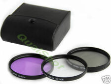 67mm Circular Polarized CPL + UV + FD FILTER Kit Set 67
