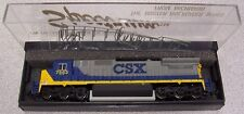 Bachmann Spectrum #85065 GE Dash 8-40C Diesel CSX #7563 Engine N Scale
