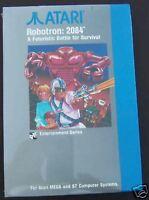 Robotron: 2084 By Atari 1040 ST/STE Disk