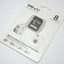 PNY 8G SDHC SD card for Sony Cybershot W650 WX150 W690 WX50 W620 W710 W730 WX80