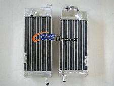 R&L aluminum radiator FOR Yamaha YZ125 YZ 125 1986 1987 1988 86 87 88 2-stroke