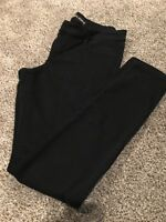 Express Jeans Womens Legging Stella Low Rise Black Stretch Jeans Sz 6