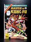 COMICS: Master of Kung Fu Annual #1 (1976), 1st Shang-Chi & Iron Fist meeting