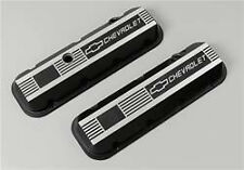 Chevrolet Performance 12495488 Big Block Chevy Aluminum Valve Covers Set of 2