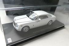 Kyosho Rolls-Royce Phantom   Coupé  Engl.White  1:43 OVP NEU#4898