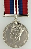 British WWII War Medal 1939-45 full size veteran replacement SUPERIOR QUALITY