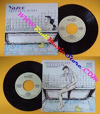 LP 45 7'' YAZOO Nobody's diary State 1983 italy MUTE RECORDS MUT 10486 cd*mc dvd