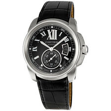 Cartier Calibre de Cartier Steel Automatic Mens Watch W7100041