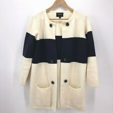 Anthropologie La Fee Verta Petites Wool Blend Large Heavy Weight Cardigan