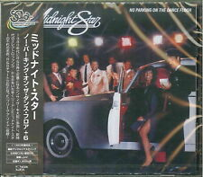 MIDNIGHT STAR-NO PARKING ON THE DANCE FLOOR+6-JAPAN CD BONUS TRACK D86