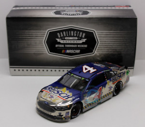 NASCAR 2018 KEVIN HARVICK # 4 DARLINGTON THROWBACK BUSCH BEER COLOR CHROME 1/24