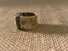 Vintage 1977 Origami Handmade $1.00 Bill Pinkie RIng