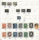 Brazil stamps 1844 Collection of 21 CLASSIC stamps HIGH VALUE!