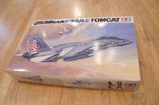 NOS vintage TAMIYA Grumman F-14A TOMCAT 1/32 MODEL kit 6301 UNUSED