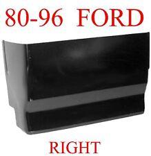 80 96 Ford RIGHT Extended Super Cab Corner, F150 F250 F350 Truck, NIB 575-55AR