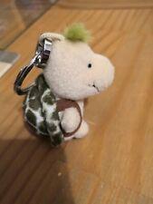 Schlüsselanhänger Nici Bean Bags Schildkröte Turtle ca. 7.5 cm unbenutzt
