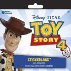 Toy Story 4 Mini Stickerland Pad - 6 Page