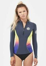 Rip Curl G Bomb Long Sleeve 1mm SPRING Wetsuit SUB Jacket Top - WVE6KW Multico