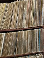Lot of 10 Vinyl Record- R&B, Rap,Country, Soundtrack, Reggae & MORE - VG+ to NM