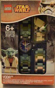 lego 8020295 star wars buildable watch yoda minifigure