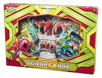 Pokemon TCG XY Scizor Ex Box, New and Sealed